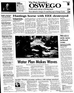 Syracuse Post Standard, August 30, 2005, Page 111