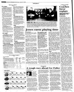Syracuse Post Standard, August 31, 2005, Page 28