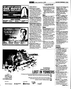 Syracuse Post Standard, September 04, 2005, Page 119