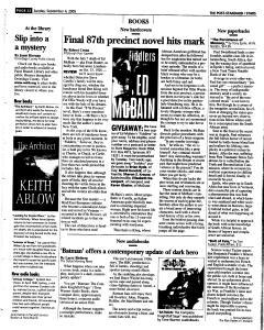 Syracuse Post Standard, September 04, 2005, Page 139