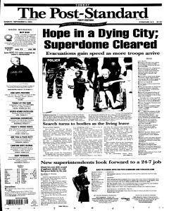 Syracuse Post Standard, September 04, 2005, Page 233
