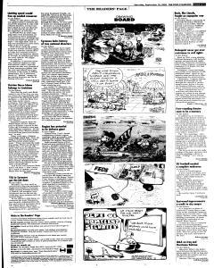 Syracuse Post Standard, September 10, 2005, Page 9