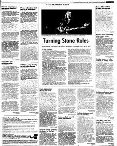 Syracuse Post Standard, September 19, 2005, Page 9