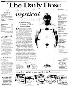 Syracuse Post Standard, September 22, 2005, Page 46