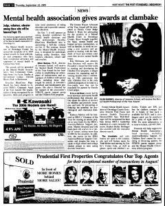 Syracuse Post Standard, September 22, 2005, Page 132