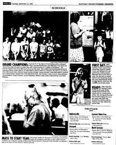 Syracuse Post Standard, September 22, 2005, Page 178