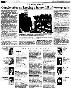 Syracuse Post Standard, September 22, 2005, Page 194
