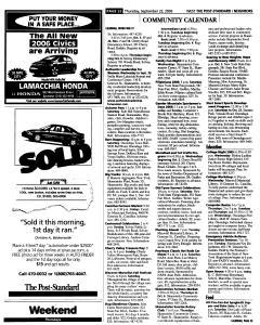 Syracuse Post Standard, September 22, 2005, Page 254