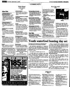 Syracuse Post Standard, September 22, 2005, Page 344
