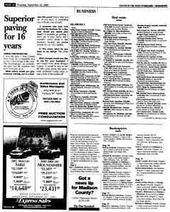 Syracuse Post Standard, September 22, 2005, Page 356