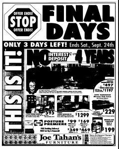 Syracuse Post Standard, September 22, 2005, Page 360