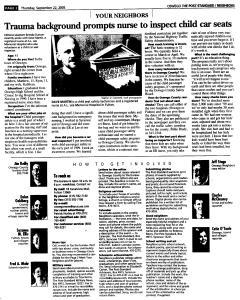 Syracuse Post Standard, September 22, 2005, Page 362
