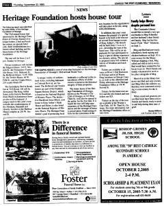 Syracuse Post Standard, September 22, 2005, Page 366