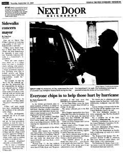 Syracuse Post Standard, September 22, 2005, Page 368