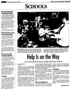 Syracuse Post Standard, September 22, 2005, Page 376