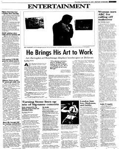 Syracuse Post Standard, September 22, 2005, Page 41