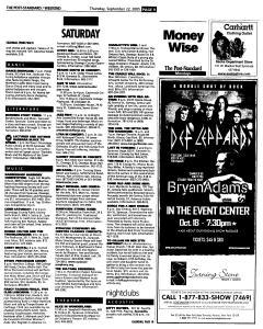 Syracuse Post Standard, September 22, 2005, Page 65