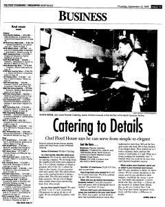 Syracuse Post Standard, September 22, 2005, Page 137