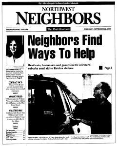 Syracuse Post Standard, September 22, 2005, Page 157