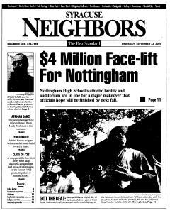 Syracuse Post Standard, September 22, 2005, Page 193