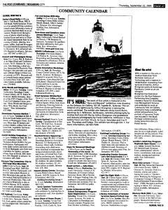 Syracuse Post Standard, September 22, 2005, Page 218