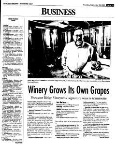 Syracuse Post Standard, September 22, 2005, Page 247