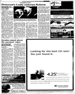 Syracuse Post Standard, September 22, 2005, Page 291