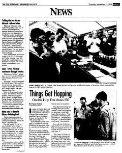Syracuse Post Standard, September 22, 2005, Page 347