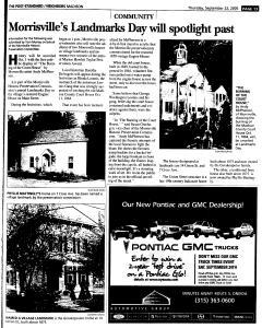 Syracuse Post Standard, September 22, 2005, Page 357