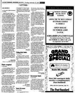 Syracuse Post Standard, September 22, 2005, Page 359