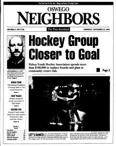 Syracuse Post Standard, September 22, 2005, Page 361