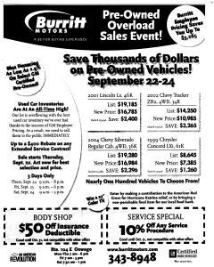 Syracuse Post Standard, September 22, 2005, Page 365