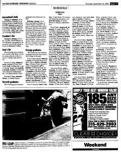 Syracuse Post Standard, September 22, 2005, Page 377