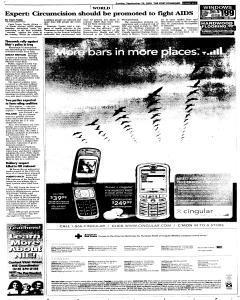 Syracuse Post Standard, September 25, 2005, Page 7