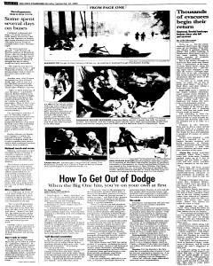 Syracuse Post Standard, September 26, 2005, Page 6