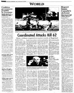Syracuse Post Standard, September 30, 2005, Page 62