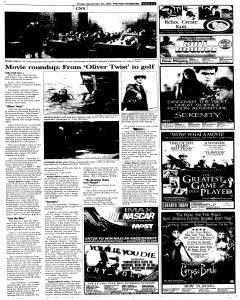 Syracuse Post Standard, September 30, 2005, Page 41