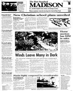 Syracuse Post Standard, September 30, 2005, Page 89