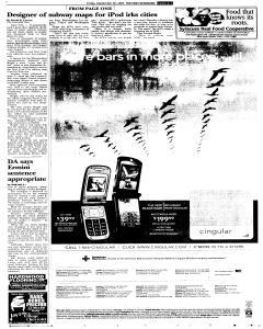 Syracuse Post Standard, September 30, 2005, Page 103