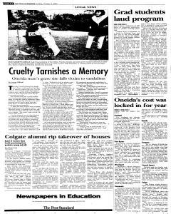 Syracuse Post Standard, October 02, 2005, Page 255