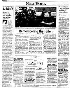 Syracuse Post Standard, October 04, 2005, Page 60