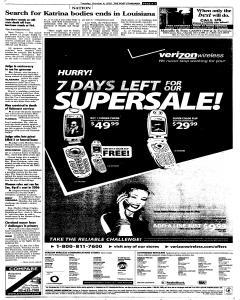 Syracuse Post Standard, October 04, 2005, Page 57