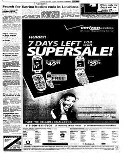 Syracuse Post Standard, October 04, 2005, Page 73