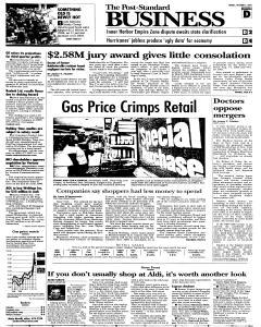 Syracuse Post Standard, October 07, 2005, Page 35