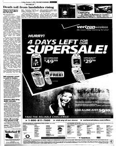 Syracuse Post Standard, October 07, 2005, Page 57