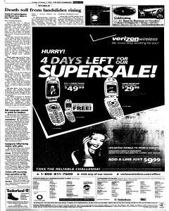 Syracuse Post Standard, October 07, 2005, Page 77