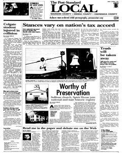 Syracuse Post Standard, October 07, 2005, Page 89