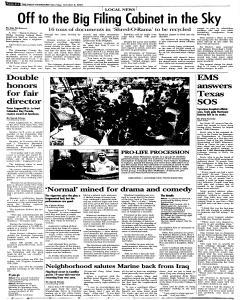 Syracuse Post Standard, October 08, 2005, Page 113