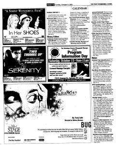 Syracuse Post Standard, October 09, 2005, Page 138