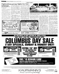 Syracuse Post Standard, October 09, 2005, Page 266